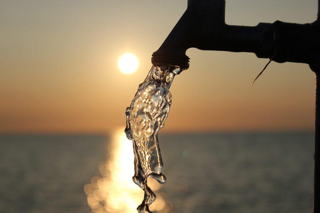 Wasser sparen